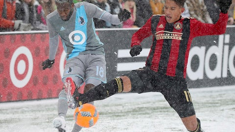 Minnesota United are off to a tough start