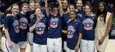 UConn, Irish, South Carolina, Baylor top seeds in NCAAs
