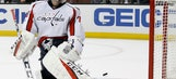 NHL-best Capitals 'slapped in the face' by 4 straight losses