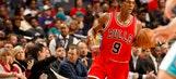 Rondo provides spark as starter, Bulls top Hornets 115-109 (Mar 13, 2017)