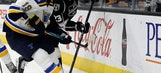 Blues bolster playoff push with 3-1 win over Kings