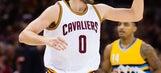 Cavaliers' Kevin Love returns to face Utah