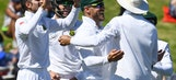 New Zealand 73-4 at lunch on day 1, 2nd test vs South Africa