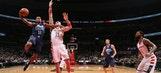 Nowitzki, Barnes help Mavericks beat Wizards 112-107