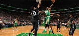 Big 2nd half helps Celtics to 117-104 win over Timberwolves