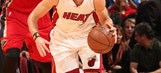 Heat win again, hold off Pelicans 120-112