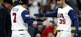 Jones, Hosmer homer to lift US to 4-2 win vs Venezuela