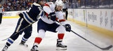 Werenski, Anderson score as Blue Jackets beat Panthers 2-1