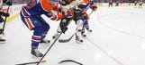 Maroon scores twice, Oilers thump Bruins 7-4