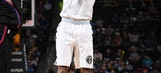 Barton scores 35 points, lead Nuggets over Clippers 129-114