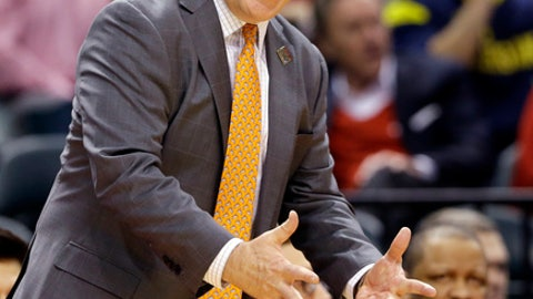 Illinois: Brad Underwood (former Oklahoma State head coach)