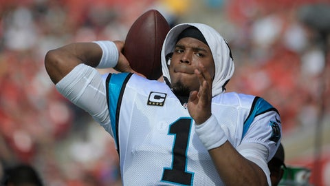 2011: Cam Newton, QB, Carolina Panthers