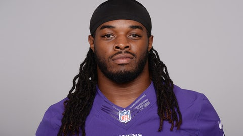 This is a 2016 photo of Trent Richardson of the Baltimore Ravens NFL football team. This image reflects the Baltimore Ravens active roster as of Wednesday, June 15, 2016 when this image was taken. (AP Photo)