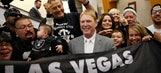 Mark Davis says he's 'not celebrating' Raiders' move to Vegas