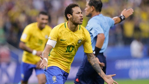 South America (CONMEBOL)