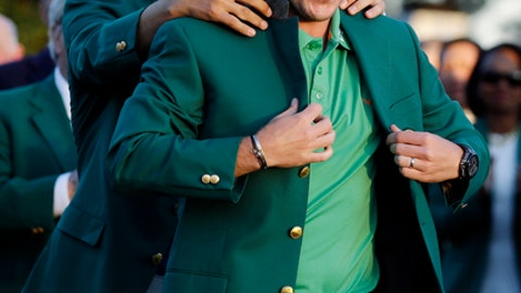 Least surprising missed cut — Danny Willett