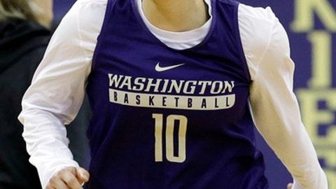 John R. Wooden Award (women's player of the year): Kelsey Plum, Washington