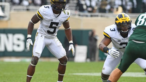 Oakland Raiders: Jabrill Peppers, S, Michigan
