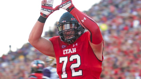 Houston Texans: Garett Bolles, OL, Utah