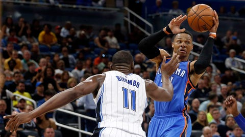 March 29: No match for Russ