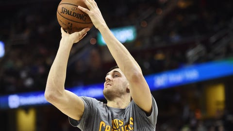 Shannon: Bogut's injury doesn't change the Cavs' outlook