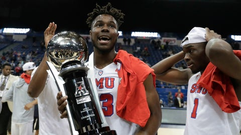 SMU Mustangs (No. 6 seed, East Region)