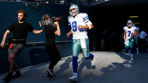 Skip: Romo annoyed Jerry Jones by trying to force his hand