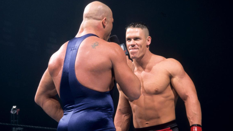 Fox Sports: What was your reaction to the news that John Cena will induct you into the Hall of Fame?