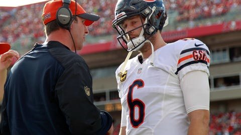 Cutler will inevitably cost his coach a job