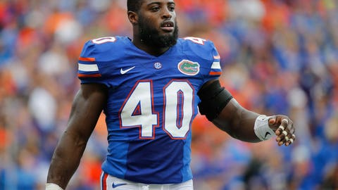 Pittsburgh Steelers: Jarrad Davis, LB, Florida