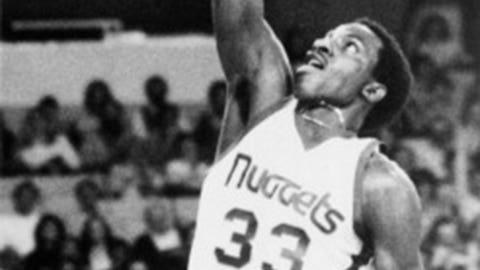 T4. David Thompson, 73, Nuggets vs. Pistons (4/9/78)