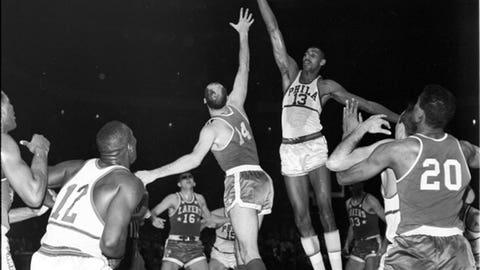 3. Wilt Chamberlain, 78, Warriors vs. Lakers (12/8/61)