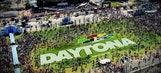 NASCAR fan's dream comes true at Daytona 500