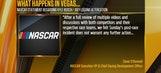 No Penalties for Post-Race Fight at Las Vegas   NASCAR RACE HUB