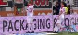 Martin Hinteregger's goal levels it for Augsburg | 2016-17 Bundesliga Highlights