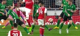 Theo Walcott nets the opener for Arsenal against Lincoln City | 2016-17 FA Cup Highlights