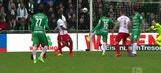 Junuzovic nets excellent long-range goal for Bremen vs. Leipzig | 2016-17 Bundesliga Highlights