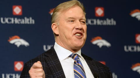 John Elway lures him out of retirement