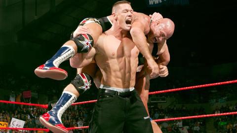 Kurt Angle on why John Cena is the best WWE Superstar of all time: