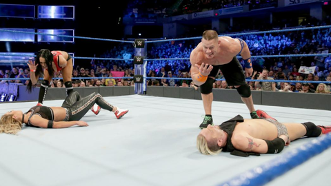 Is John Cena going to propose?