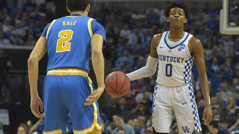 Skip Bayless: The other top prospects all have drawbacks