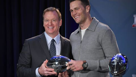 Skip Bayless: Brady still has the competitive desire to keep his body in shape year-round