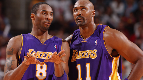 The 2003-04 Lakers