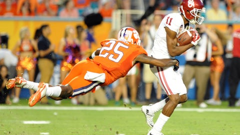 Arizona Cardinals: Cordrea Tankersley, CB, Clemson