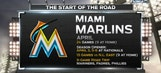 Marlins facing road-heavy schedule early on in 2017
