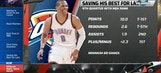Thunder Live: Westbrook saving his best for last