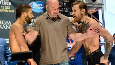 Shannon: Dana White is the key to this fight happening
