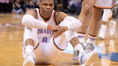 Russell Westbrook is like the city of Miami