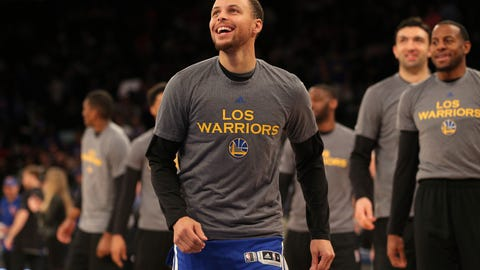 Chris Broussard: Curry would have had a similar year had Durant not arrived