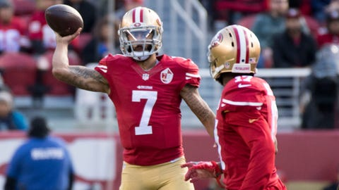 Skip: Kaepernick's stats over the last few years aren't awful